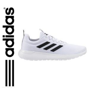 BRAND NEW Adidas Lite Race shoes white